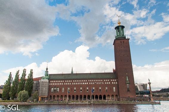 Ayuntamiento de Estocolmo. Estocolmo en imagenes