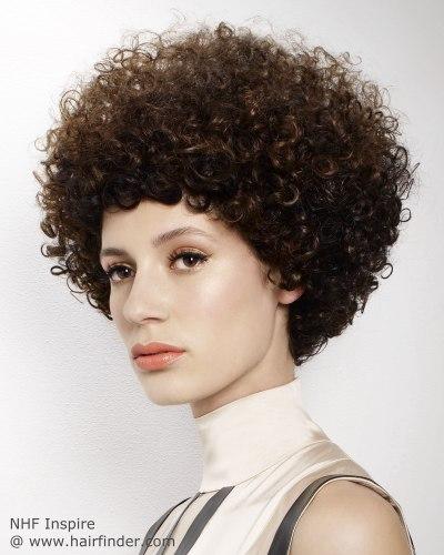 aqu las mejores imgenes de pelo corto con rizos para mujeres verano como fuente de inspiracin with rizos pelo corto