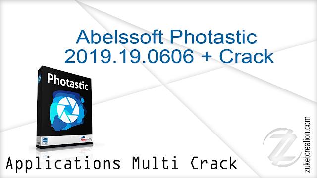 Abelssoft Photastic 2019.19.0606 + Crack   | 35 MB