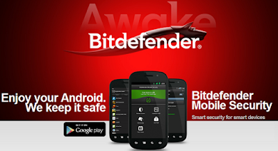 Bitdefender Antivirus & Mobile Security 2016 Apk