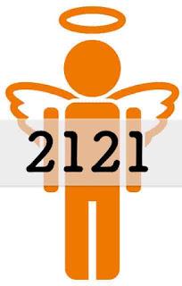 エンジェルナンバー 2121