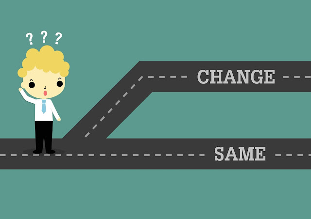 أفضل طريقة لتحقيق مستوى جديد من التغيير المنشود
