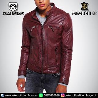 jaket kulit musim dingin