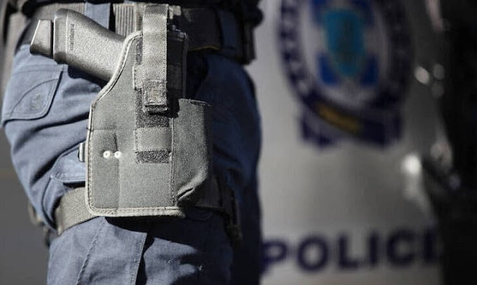Ομόνοια: Έκλεψαν το υπηρεσιακό όπλο αστυνομικού