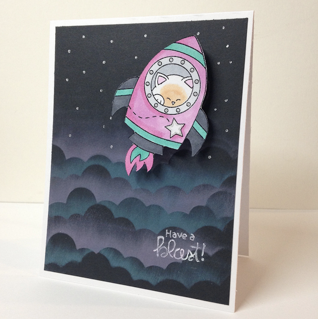 Have a blast by Janet features Cosmic Newton by Newton's Nook Designs; #newtonsnook