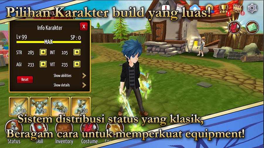 download Epic Conquest MOD APK 5.8c [Unlimited Money] Terbaru 2020 3