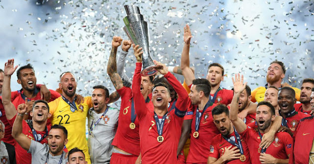 """Bốc thăm UEFA Nations League đêm nay: Ronaldo - Bồ Đào Nha cảnh giác """"bảng tử thần"""""""
