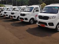 Kemhan Pamerkan 10 Mobil Esemka yang Baru Dibeli