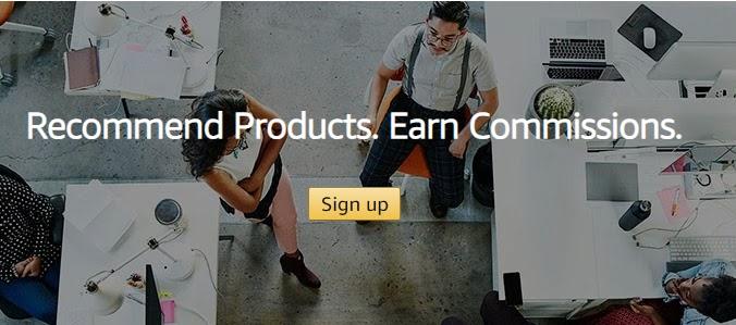 شرح الربح من أمازون أفلييت في 11 خطوة - Amazon Affiliate