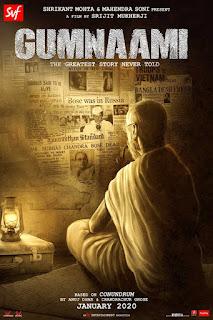 Gumnaami 2019 Download 720p WEBRip