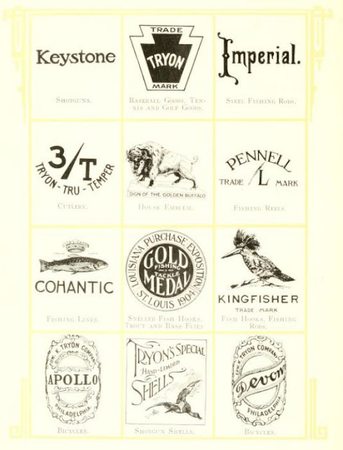 The Edw. K. Tryon Company of Philadelphia Store Brands