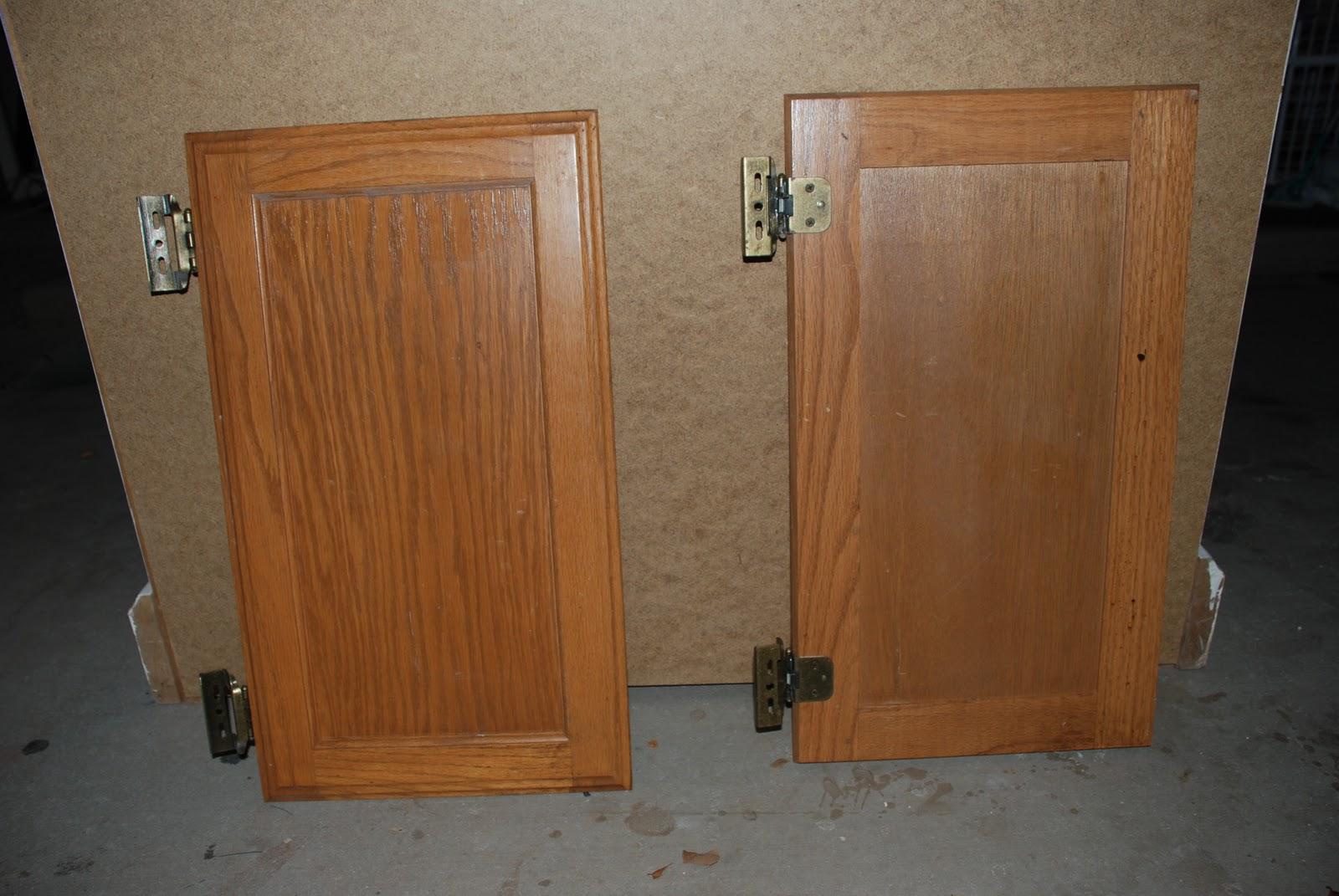 ~ In De-Stress Mode ~: Repurposed Cabinet Doors