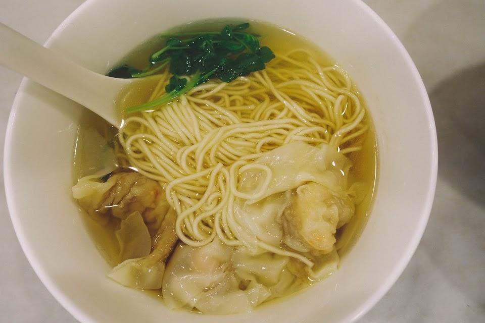 奇福扁食(Chyi-Fwu Dumpling Restaurant)