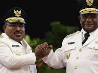 Lukas Enembe: Seluruh Kepala Daerah Dan Warga Papua Akan Dukung Jokowi, Dialah Yang Terbaik