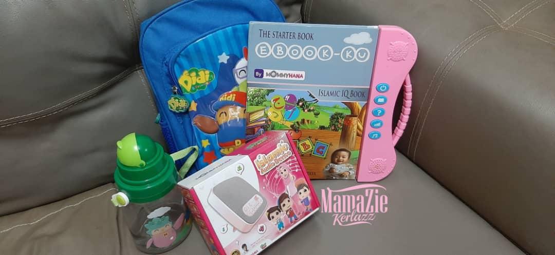 Islamic Audio Device dari Mama Zie Kerlazz Shop
