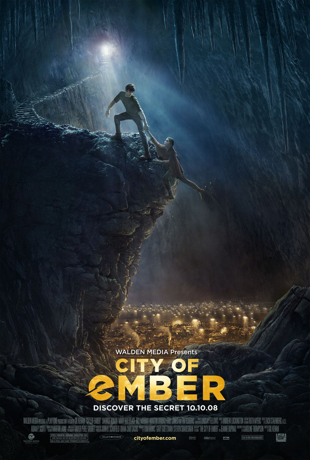 City of Ember (2008) ταινιες online seires oipeirates greek subs