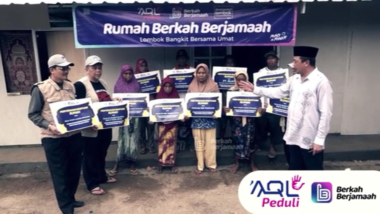 KH Bachtiar Nasir Pimpin Safari Kemanusiaan ke Lombok