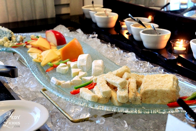 Cheese Station The Nest at Vivere Hotel