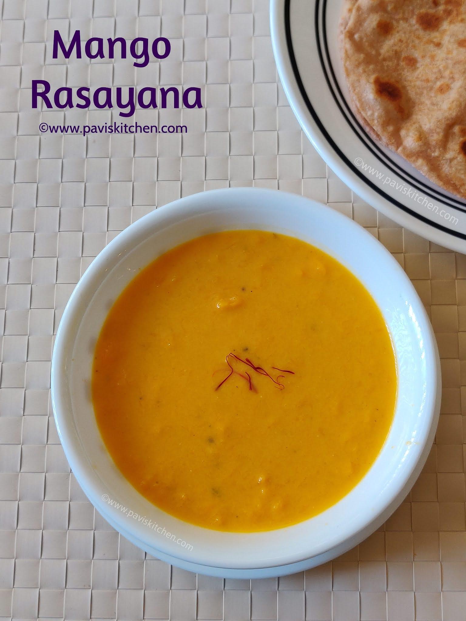 Mango rasayana recipe | mavina hannu rasayna | mango seekarane | mango shikran