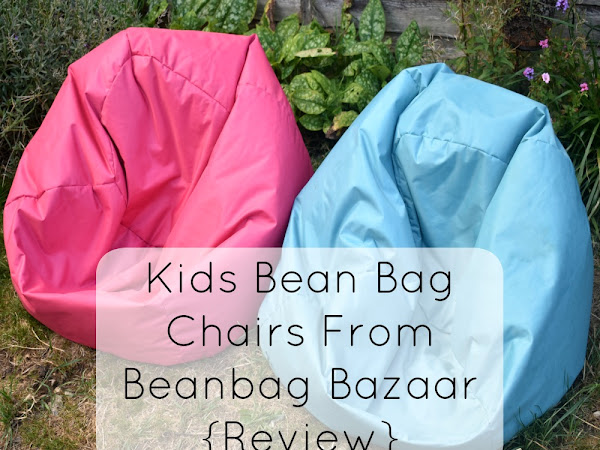 {AD/Review} Kids Beanbags From Beanbag Bazaar