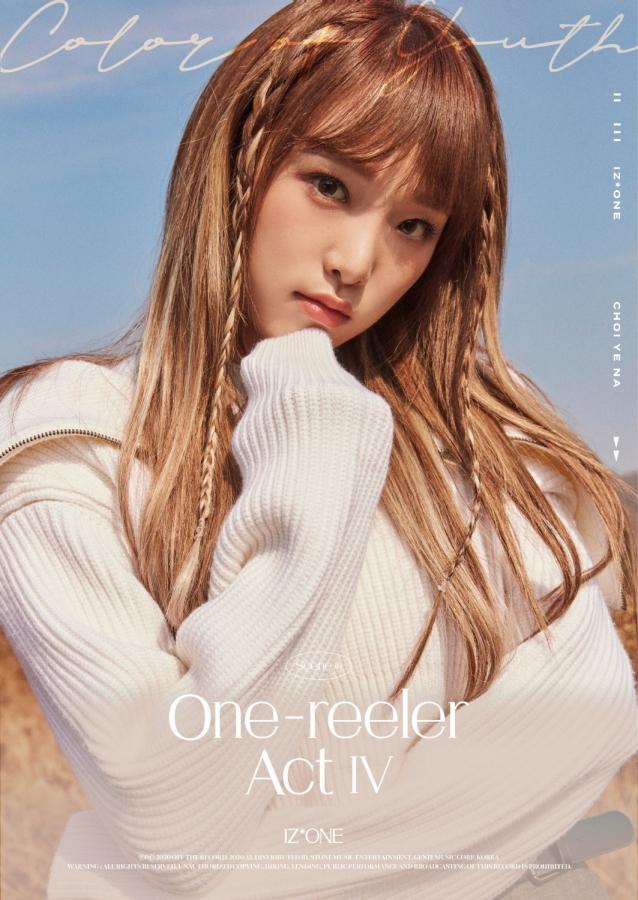 IZ*ONE Looks Beautiful As Goddesses of Autumn on Teaser Album 'One-reeler: Act IV'