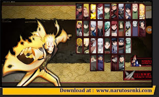Naruto Senki Chronicle of War Mod by Ryan78 Apk