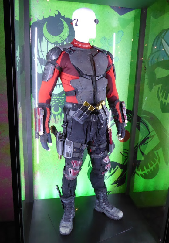 Suicide Squad Deadshot movie costume