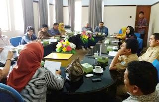 DPRD Bengkulu Utara Pelajari Pariwisata Ke Lobar