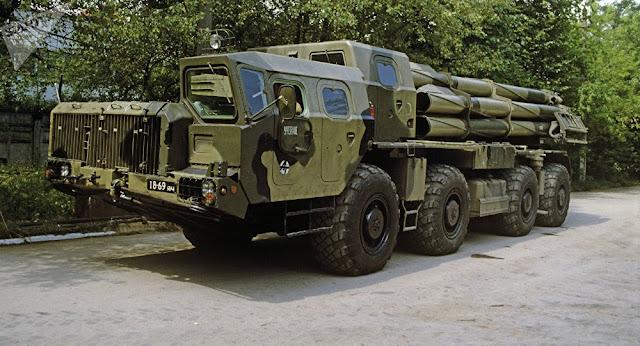 Armenia compra armas a Rusia por USD100 Millones