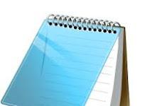 Script Trik Jahil Menggunakan Notepad
