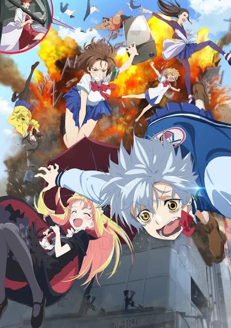 El anime VladLove muestra nuevo vídeo e imagen.