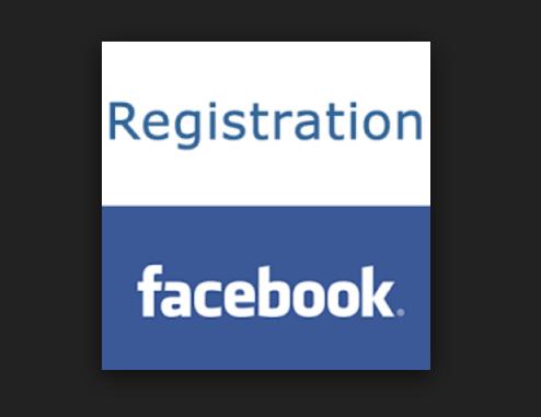 Login Facebook Sign Up Facebook Register