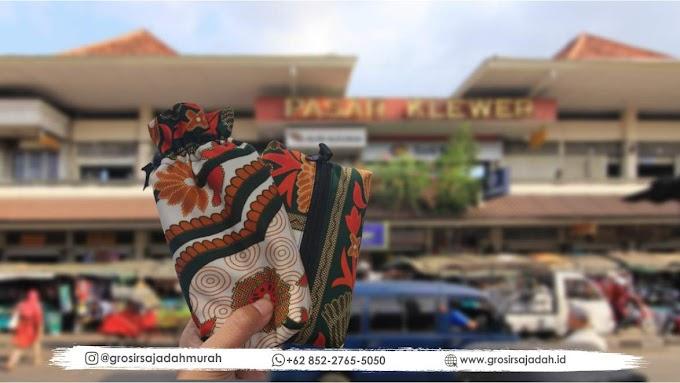 Grosir Sajadah Pasar Klewer | +62 852-2765-5050
