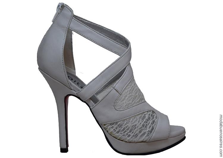 Zapatos de fiesta primavera verano 2020.