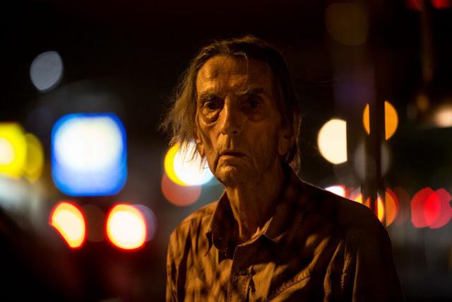 Lucky (Harry Dean Stanton) dans Lucky, réalisé par John Carroll Lynch (2017)