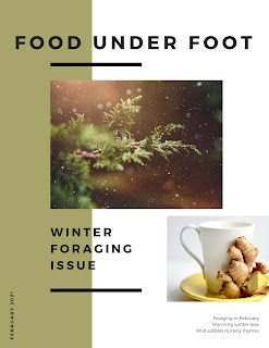 food under foot magazine cover