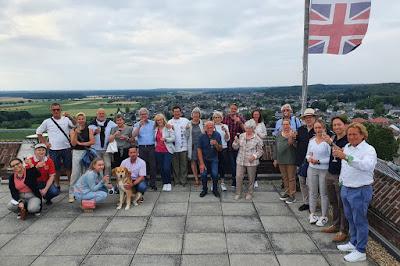Proprietários e entusiastas do MP Lafer reunidos na Alemanha.
