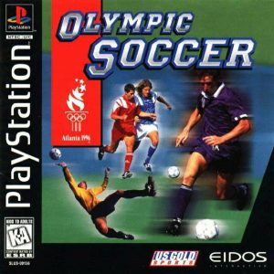 Download Olympic Soccer (1996) PS1