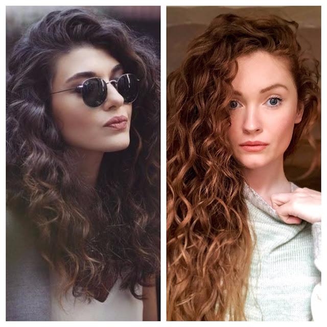 Type 2c Hair