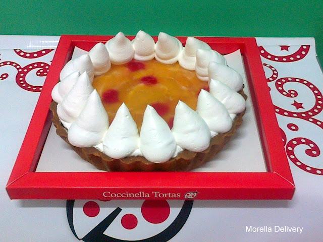 Coccinella Tortas y Tartas. Morella Delivery