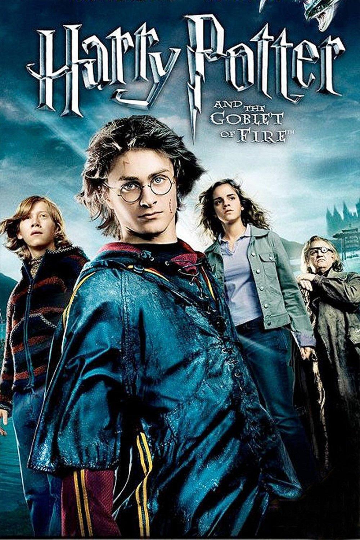 هاري بوتر الجزء الرابع هاري بوتر وكاس من النار