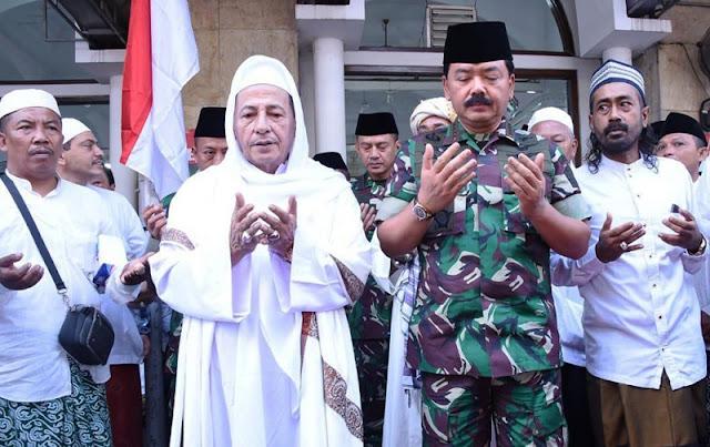 Habib Luthfi bin Yahya: Jangan Coba-coba Goyang NKRI