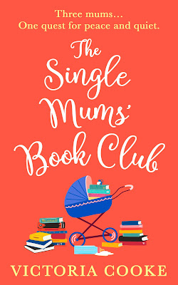 The Single Mum's Book Club by Victoria Cooke book cover