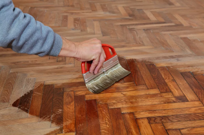 Kekurangan Parket flooring kayu solid