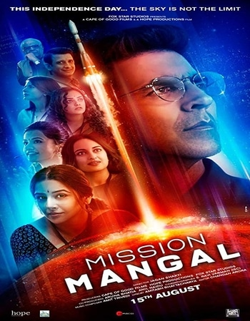 Mission Mangal (2019) full Hindi Movie 480p HDRip 400MB