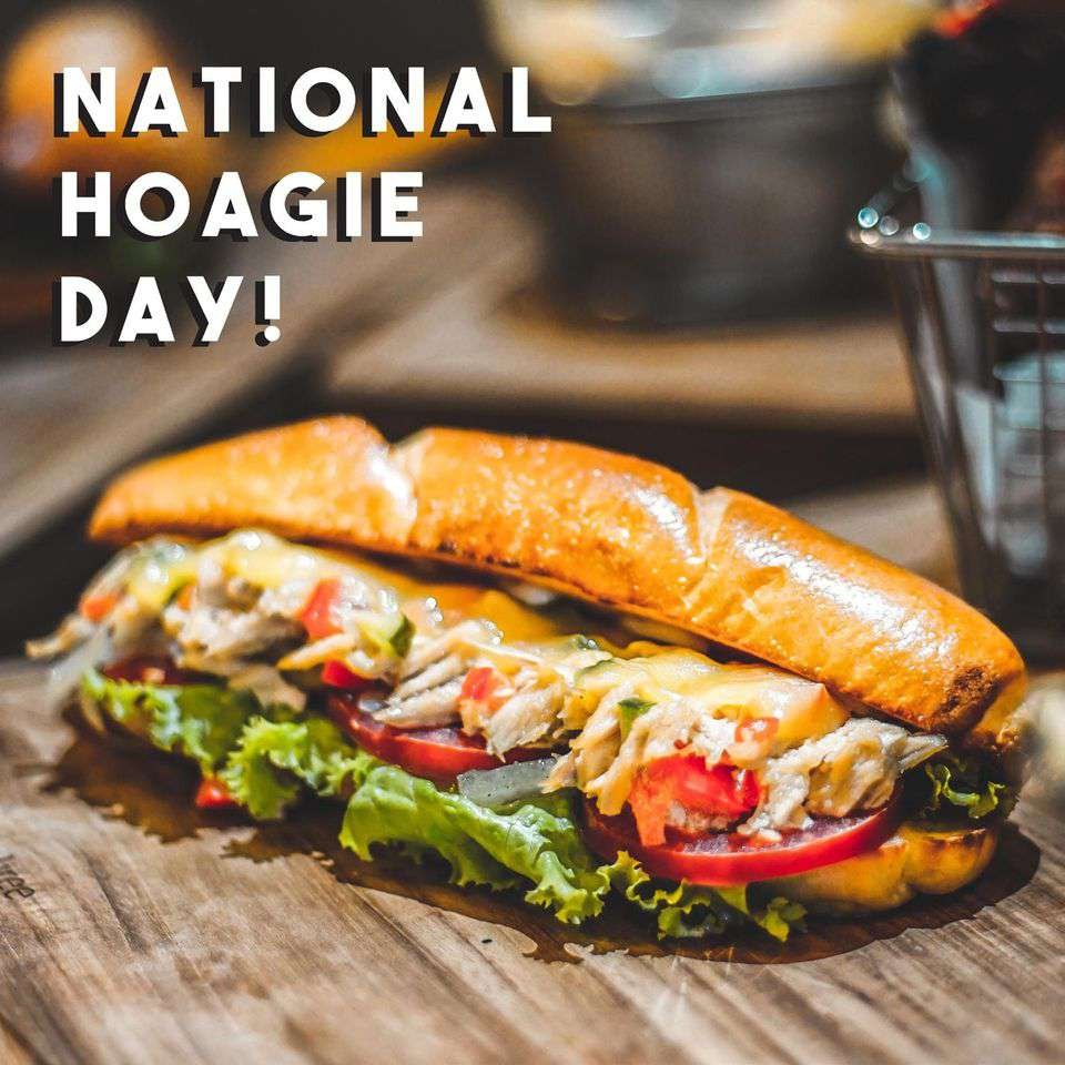 National Hoagie Day Wishes Sweet Images