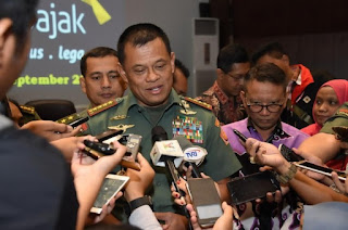 Langsung Temui Panglima TNI, Militer Australia Sesalkan Insiden Pancagila - Commando