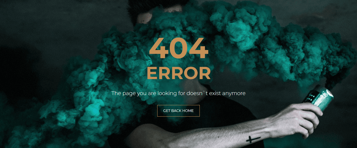 How to redirect 404 error page to home page in Blogger