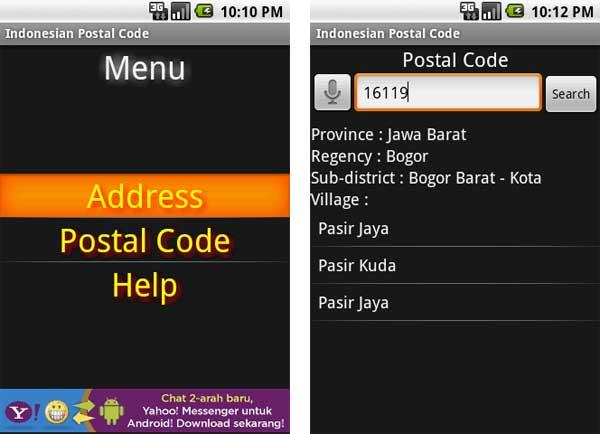Free Postal Code Database Download