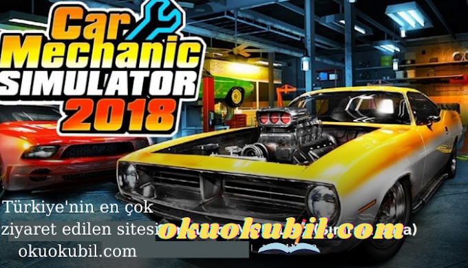 Car Mechanic Simulator 1.3.7 Sınırsız Para Hileli Mod Apk İndir 2021
